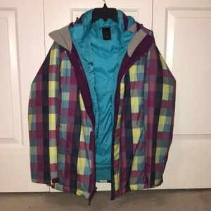 Girls Ski jacket/winter coat